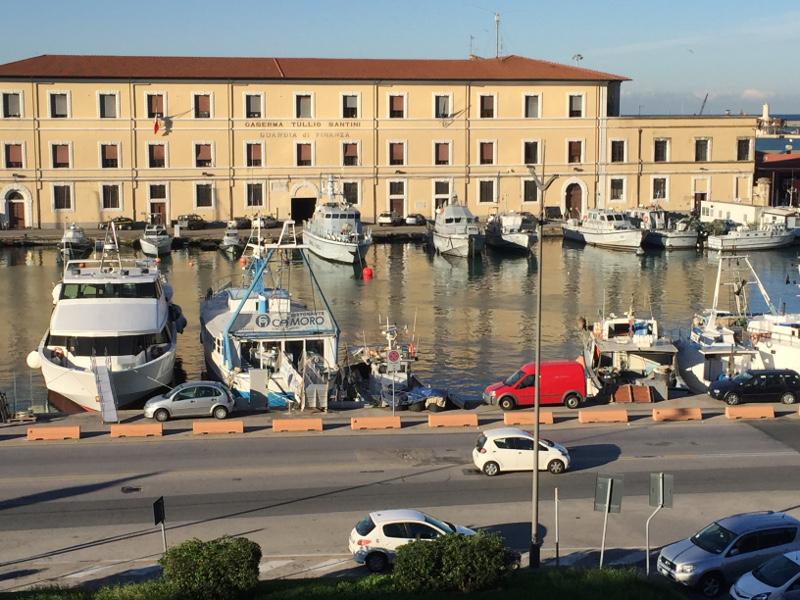 """The """"Italian Odyssey"""": Ex Aurora, Livorno, with Giampaolo Simi"""