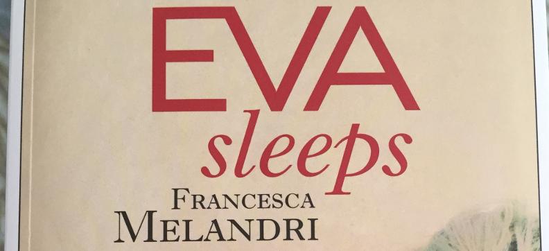 eva dorme / eva sleeps di francesca melandri