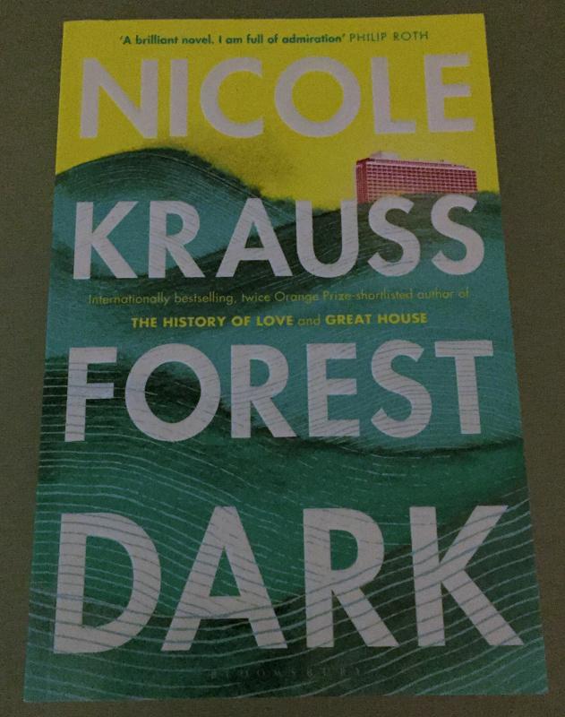 nicole krauss forest dark