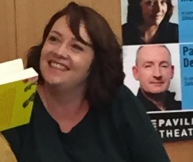 Eimear McBride at DLR Lexicon