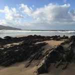 Beach at Emlaghmore, Rathkieran, Co Kerry Oct 15