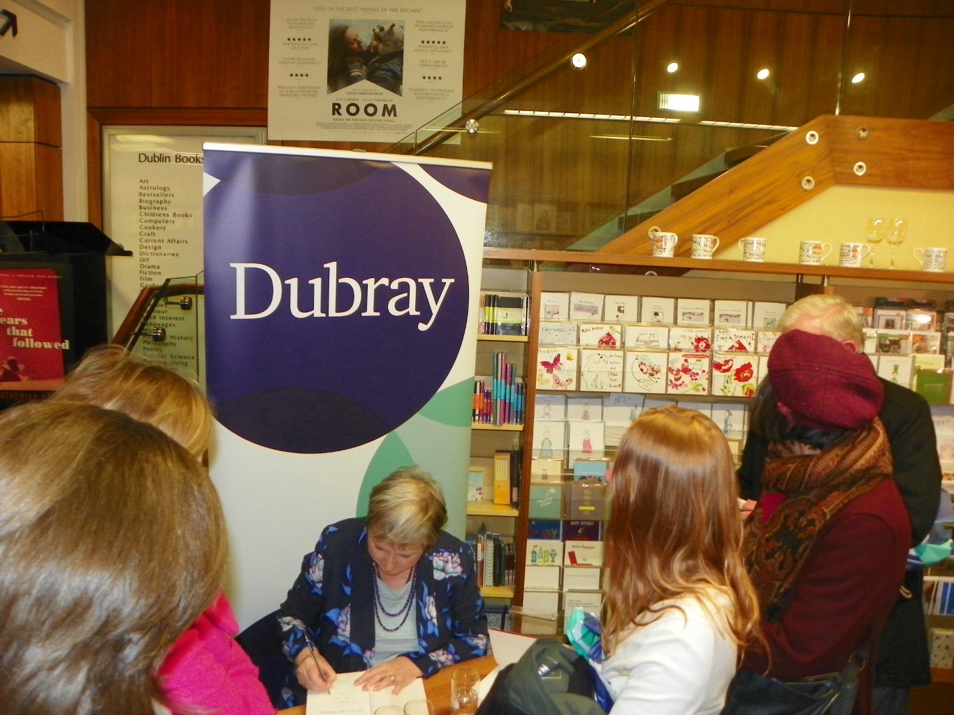 The Years That Followed by Catherine Dunne Launch in Dubray