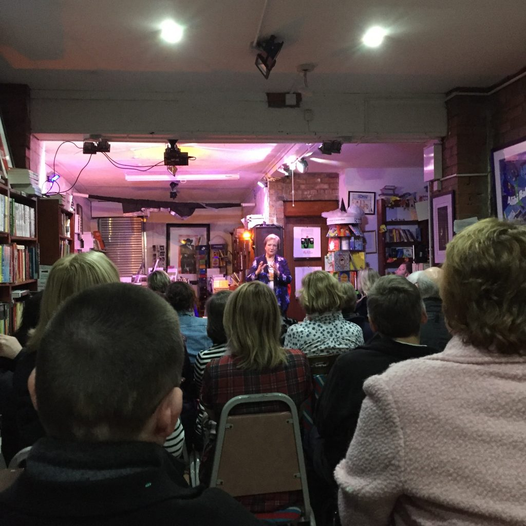 The Years That followed launch - Belfast Launch 2016 4