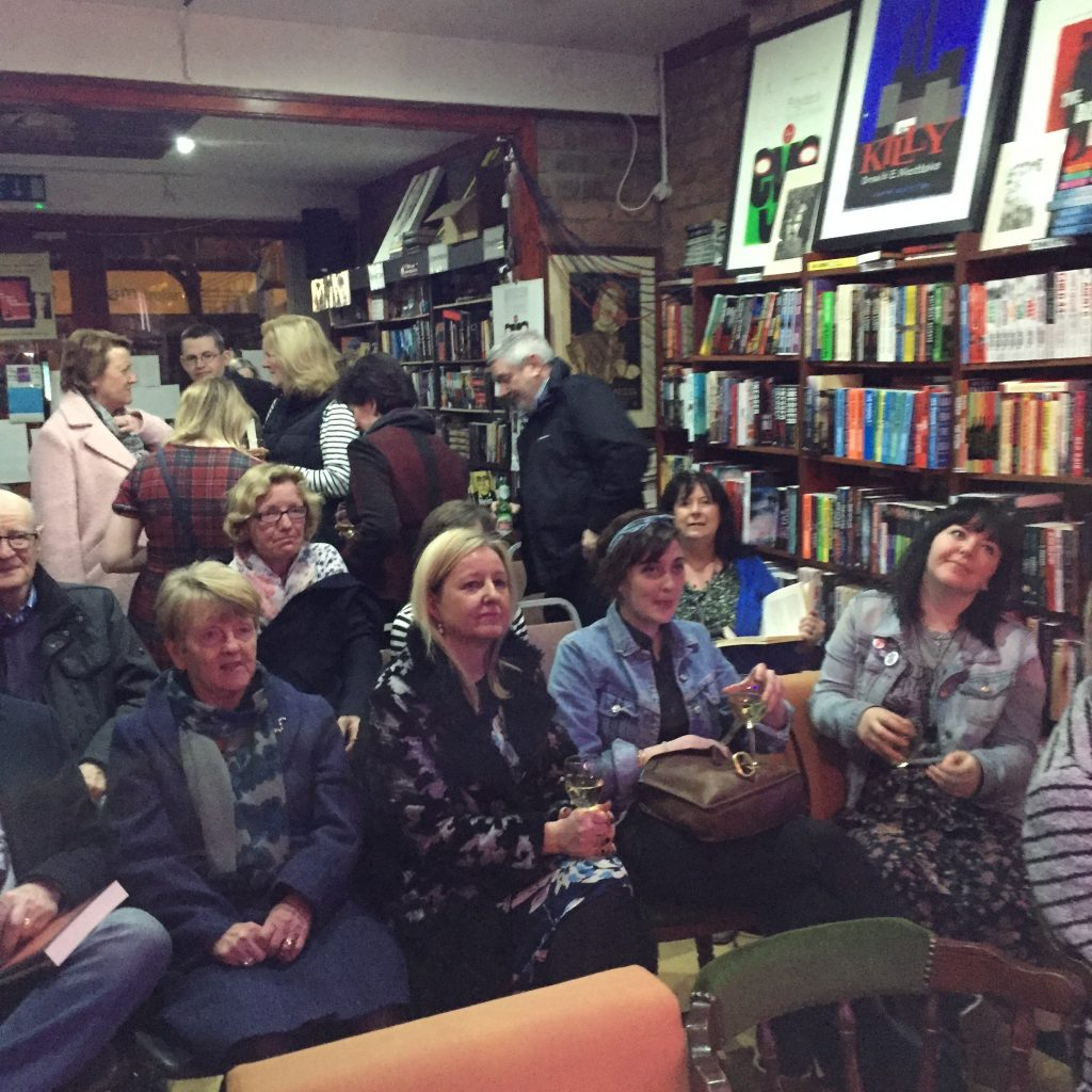 The Years That followed launch - Belfast Launch Audience 3