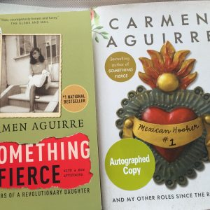 The years That Followed Canada preview - Perfect Books - Carmen Aguirre's books