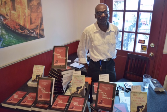 The Years That Followed - Canada preview La Piazza Courtyard & Lounge event - Our perfect bookseller from Perfect Books
