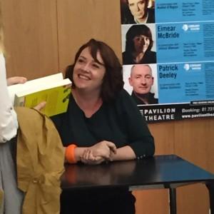 Eimear McBride at Dún Laoghaire DLR Lexicon