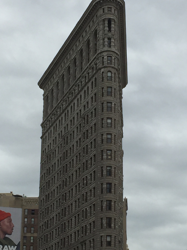 new york - flat iron - catherine dunne - the years that followed