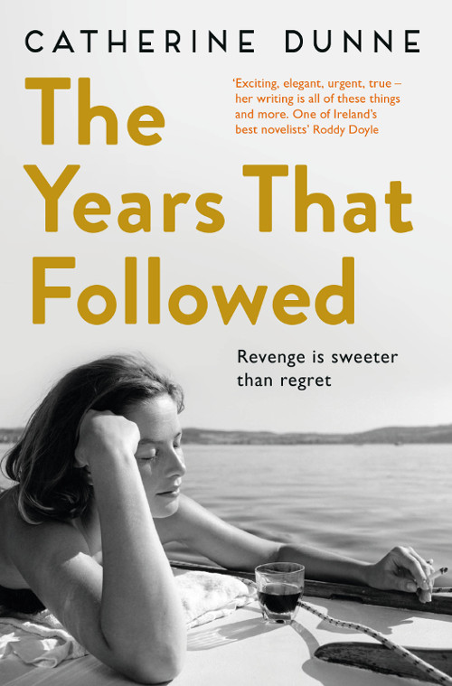 book covers - the years that followed - paperback