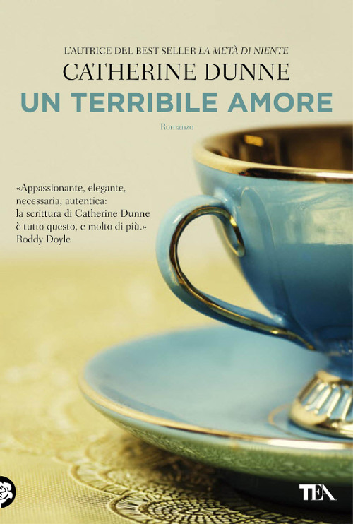 book covers - un terribile amore - paperback